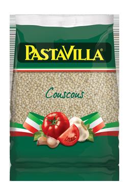 Pastavilla Kuskus (Couscous)