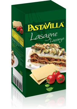 Pastavilla Lazanya