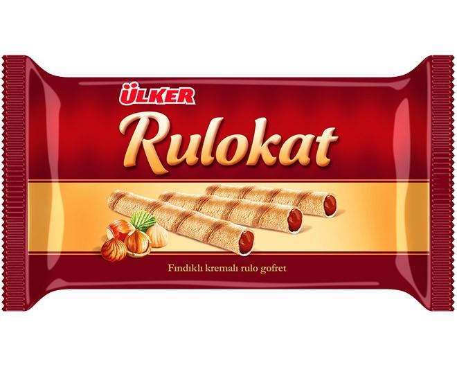 Ülker Rulokat 48g Fındıklı Gofret