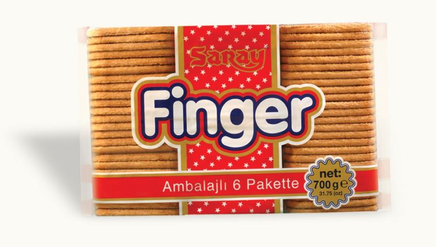 Saray Bisküvi - Finger