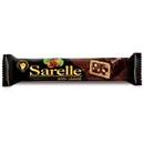 Sarelle Bitter Çikolata Kaplamalı  Bitter Krema Dolgulu Fındıklı  Gofret 33g