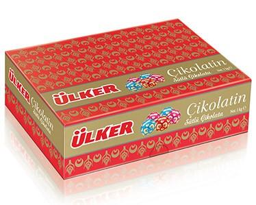 Ülker Sütlü Çikolatin 1kg