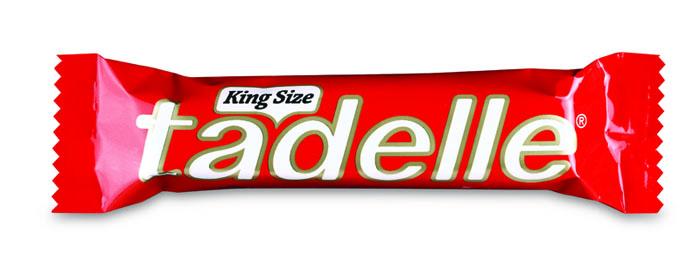 Tadelle King Size Fındık Dolgulu Sütlü Çikolata 40 g