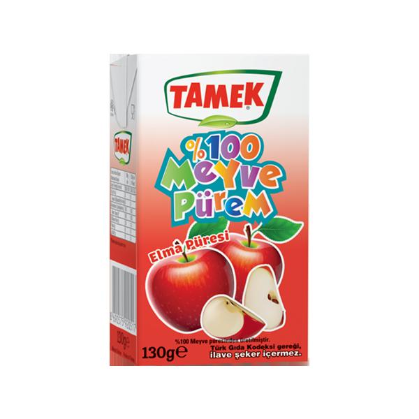 Tamek Meyve Pürem Elma