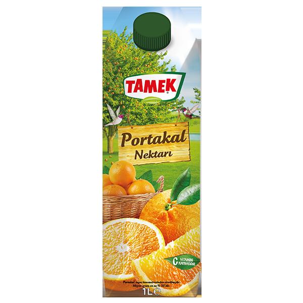 Tamek Portakal Nektarı