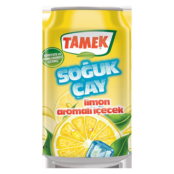 Tamek Soğuk Çay Limon