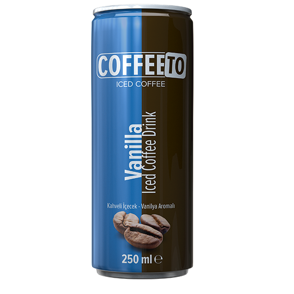 Tamek Coffeeto Vanilya
