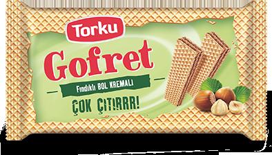 Torku Gofret Fındık Kremalı 40 gr
