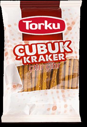 Torku Klasik Tuzlu Çubuk Kraker - 120 gr