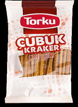 Torku Klasik Tuzlu Çubuk Kraker - 36 gr