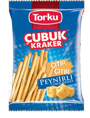 Torku Peynirli Çubuk Kraker - 45 gr