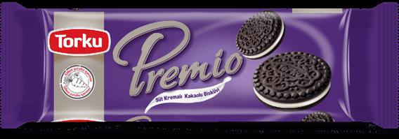 Torku Premio Süt Kremalı Kakaolu Bisküvi 57 gr