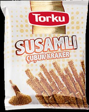 Torku Susamlı Çubuk Kraker - 136 gr