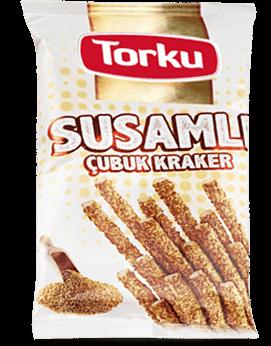 Torku Susamlı Çubuk Kraker - 45 gr
