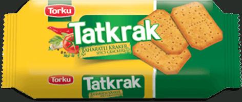 Torku Tatkrak Baharatlı Kraker - 100 gr