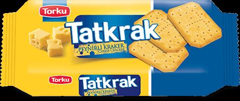 Torku Tatkrak Peynirli Kraker - 100 gr