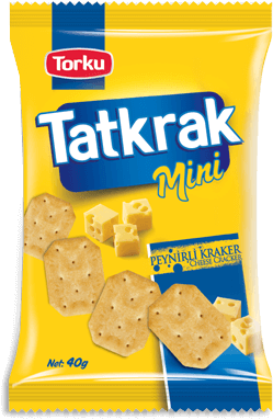 Torku Tatkrak Peynirli Kraker - 40 gr