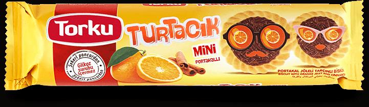 Torku Tutarcık Portakal Jöleli 102 gr