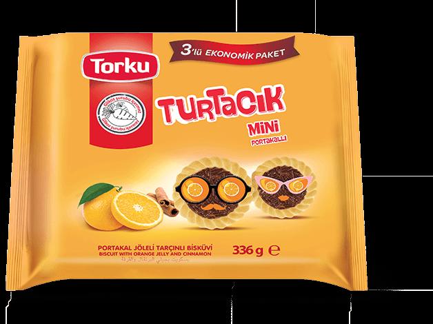 Torku Tutarcık Portakal Jöleli 3x102 gr